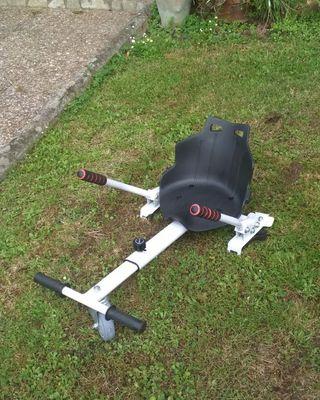 Accesorio Hoverboard/patinete eléctrico