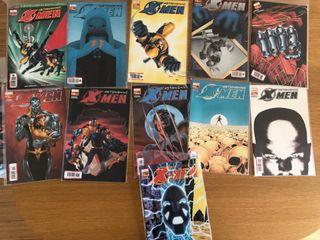 Astonishing X-Men 1-11. Marvel comics.