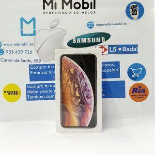 IPHONE XS 256GB GOLD NUEVO PRECINTADO