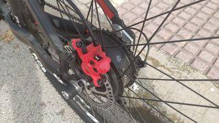 bicicleta eléctrica montaña 29
