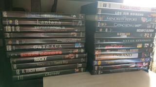 PACK Películas DVD. -24 títulos-