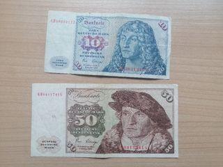 Billetes Francos Alemanes
