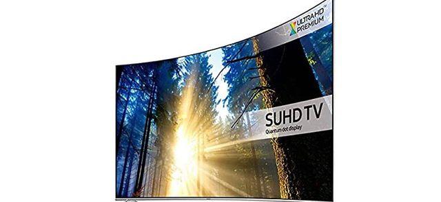 Samsung 55inch 4K smart curved