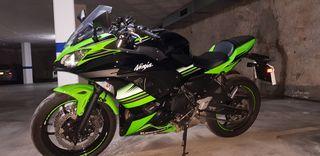 Kawasaki Ninja 650 KRT , 05/2017, 8365 km, A2