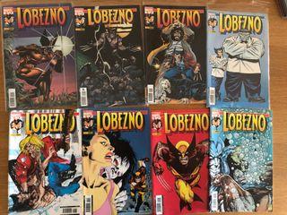 Colección de Lobezno 1-8. Marvel Comics