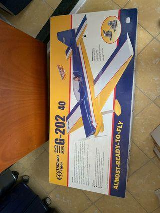 Kit Avión rc G-202