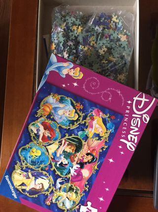 Puzzle princesas Disney 1000 piezas