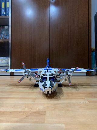 Lego Technic 42025 Avión De Hélices
