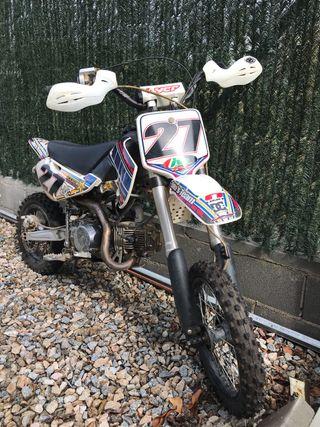 Pitbike XL 140cc 4T YCF