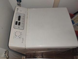 Lavadora secadora de carga superior fagor