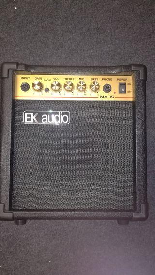 Amplificador Guitarra MA15 15w