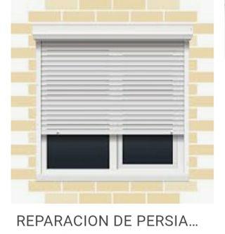 persianas y ventanas