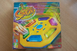 Juego retro super simon, the original classic!