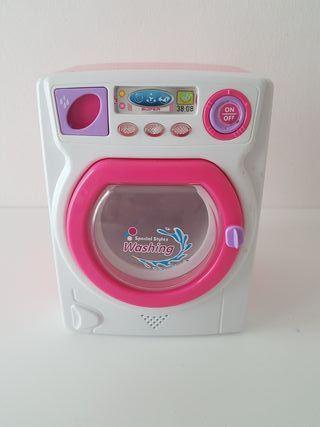 Lavadora juguete