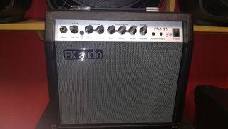 Amplificador con Reverb 15w