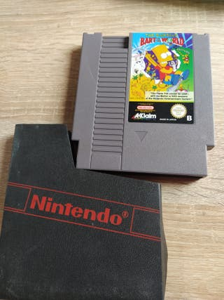 videojuego Nintendo nes
