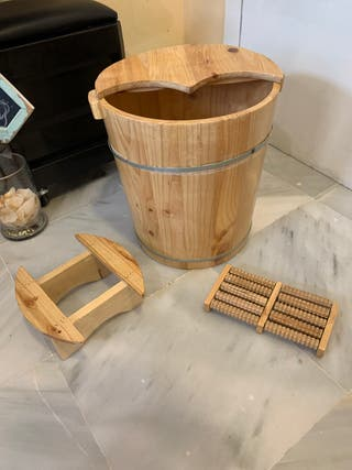 Sauna para pies