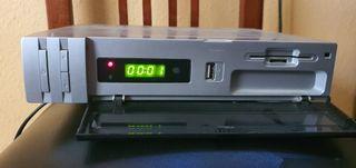 tdt reproductor usb y grabador.