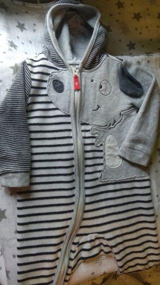 Conjunto peto + chaqueta Prenatal