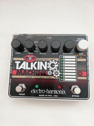 Pedal guitarra EHX Talking Machine