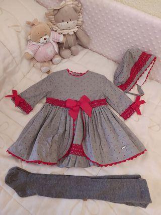 Vestido Dolce Petit de 12 a 18 meses