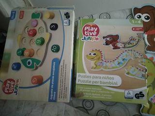 Juego puzzles