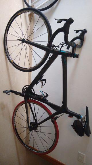Bicicleta Carbono B'twin FC700