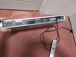 DVD reproductor Sunstech avi