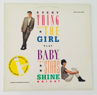 EVERYTHING BUT THE GIRL y IAN DURY Disco Vinilo Lp