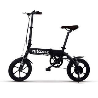 "Bicicleta eléctrica Nilox X2 Plus NUEVA ""Chollo"""