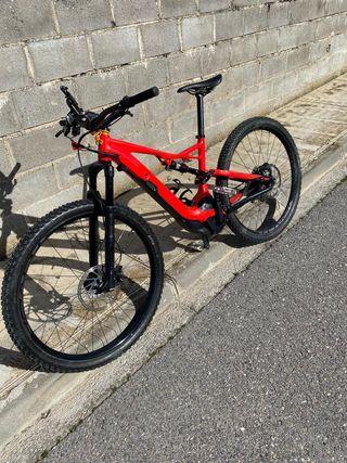 Bicicleta Specialized FSR Turbo Levo