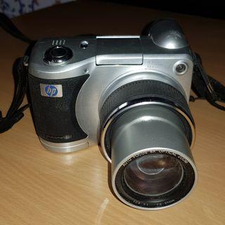 cámara de fotos de fotos HP