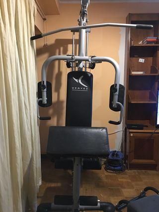 Máquina de musculación de multiusos