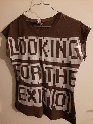 t-shirt Zara trf