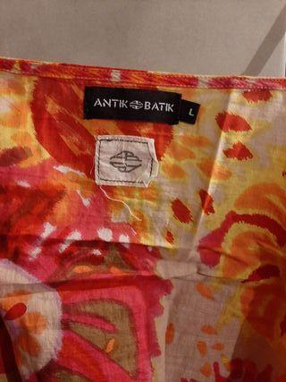 blusa Antik Batik