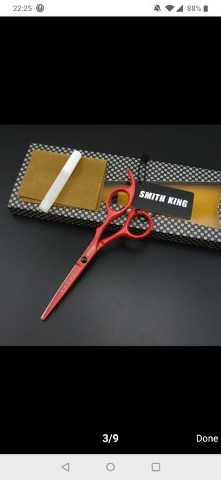 "Smith King 5"" Barbering / Hairdressing scissors"
