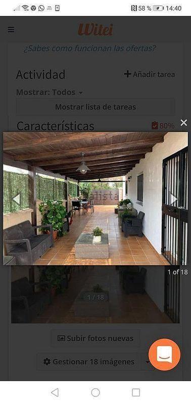 Chalet en venta en La Cala del Moral en Rincón de la Victoria (La Cala del Moral, Málaga)