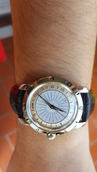 Reloj TISSOT NAVIGATOR Worltimer