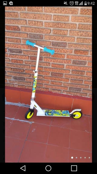 Monopatin scooter OXELO
