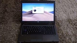 Portátil hp 6470b i5 OSX Mojave 8 Gb SSD