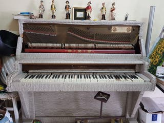 Piano Antiguo S.XIX