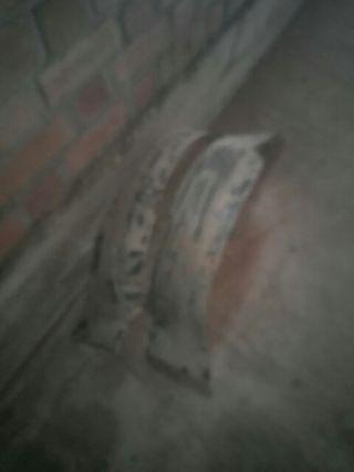 paso de rueda mitsubishi pajero