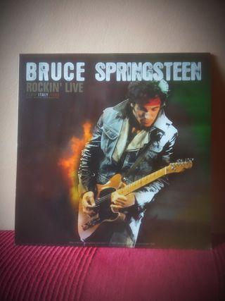Bruce Springsteen vinilo