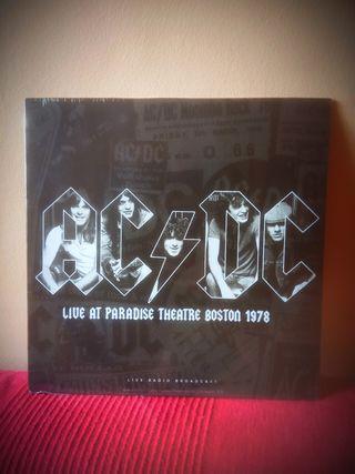 AC/DC vinilo