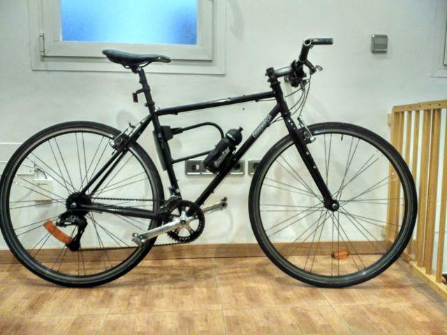 Bicicleta Urbana Csepel Rapid Negra- 270€