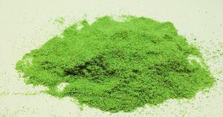 """Césped """"tierra"""" verde claro para modelismo"""