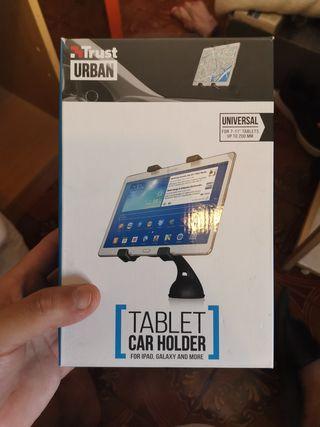 soporte tablet para coche