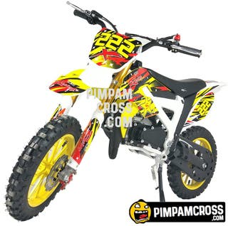 Mini Cross 49cc kxd 706 réplica KTM
