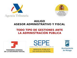 Asesor administrativo fiscal financiero