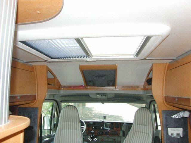 Autocaravana Dethleffs Esprit RT 6874 2007